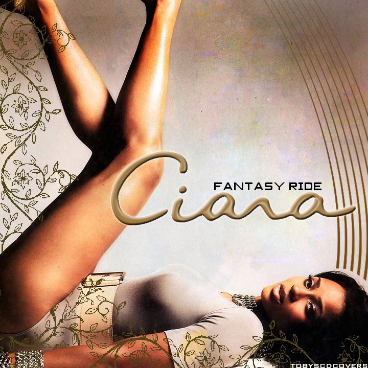 Ciara Fantasy Ride Album Cover Deluxe
